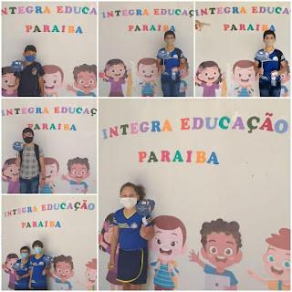 Provas do programa Integra Educação Paraíba são aplicadas em Zabelê