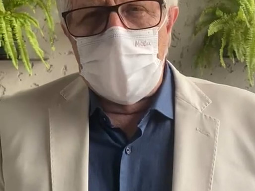 Félix Araújo declara apoio a Harisson Targino para presidente da OAB-PB