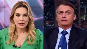 Rachel Sheherazade surpreende e ironiza melhora na saúde de Bolsonaro