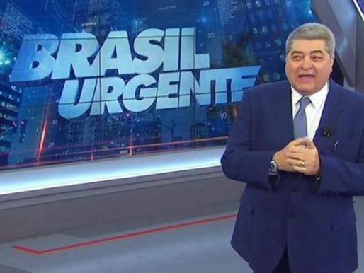 'Agrediu a democracia', dispara apresentador, ao vivo, em crítica a Bolsonaro