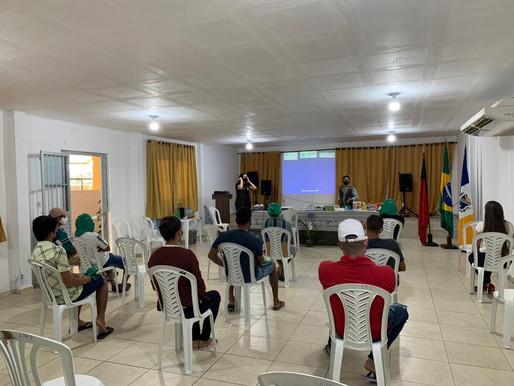 Produtores rurais participam de curso de capacitação em Zabelê