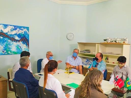 Vereador de João Pessoa participa de discussão sobre COVID-19