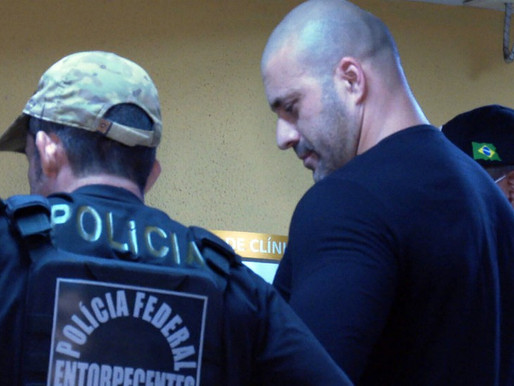 Após audiência de custódia, juiz auxiliar do STF decide manter prisão de Daniel Silveira