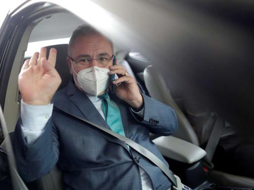 Queiroga compara uso de máscara a vacinação em massa