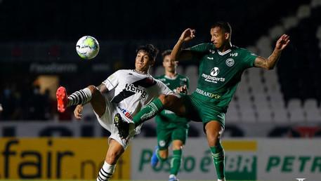 Mesmo vencendo o Goiás, Vasco é rebaixado à Série B pela quarta vez