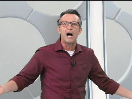 """Apresentador critica ataque da Seleção: """"Vontade de vomitar"""""""