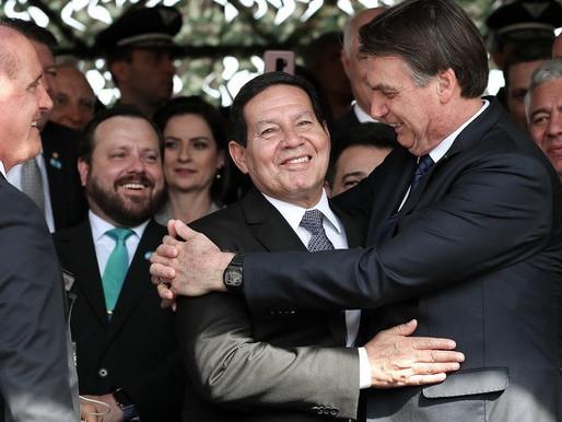 TSE libera para julgamento ações que pedem cassação da chapa Bolsonaro-Mourão