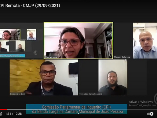Anatel e três provedores de internet são convocados pela CPI da Banda Larga