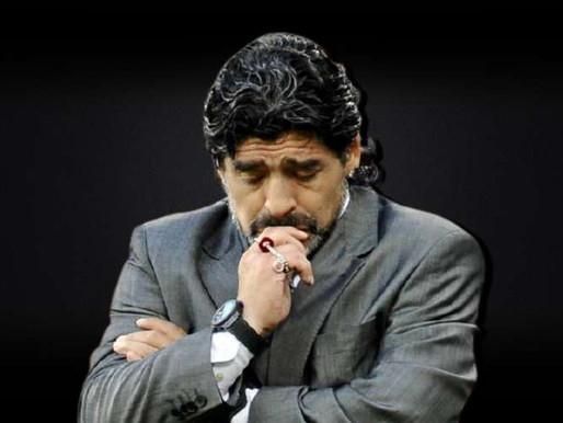 Maradona tomou remédios dissolvidos em cerveja, diz testemunha