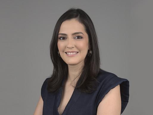 Jovem advogada e professora Izabelle Ramalho é lançada como vice na chapa de Harrison