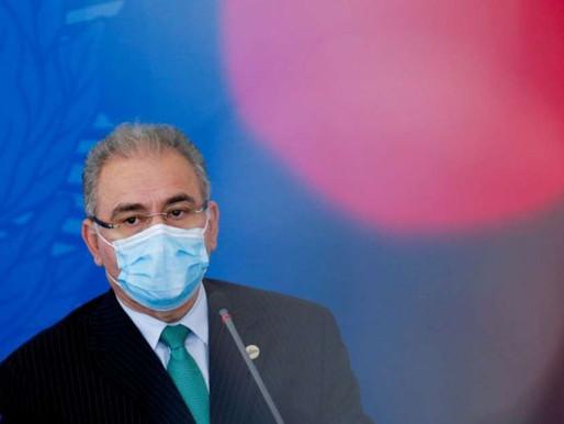 Queiroga garante vacinar todos os brasileiros ate fim do ano