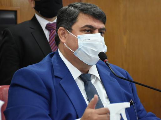 Presidente da Câmara de João Pessoa cumpre agenda em Brasília