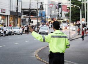Semob monitora as vias de JP para prevenção de acidentes e orienta a população nas redes sociais