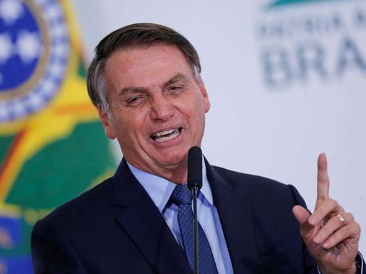 """Bolsonaro diz que não vai responder carta de CPI: """"Caguei"""""""