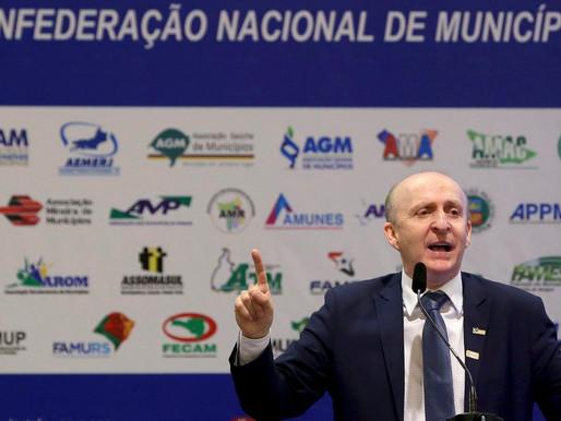 CNM endossa pacto nacional pela vida e saúde proposto por governadores