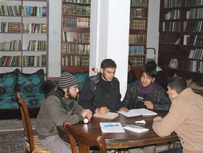 Books Fuel Syrian Revolution