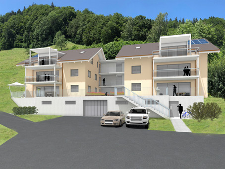 Überbauung Schlossberg Bowil