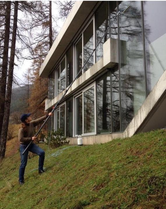 Fensterreinigung 1