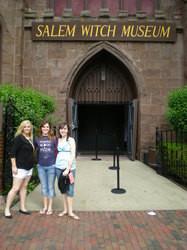 Boston Tour 2009