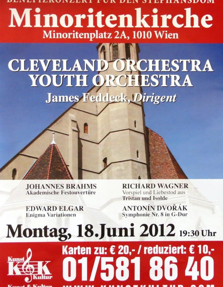 Europe Tour 2012