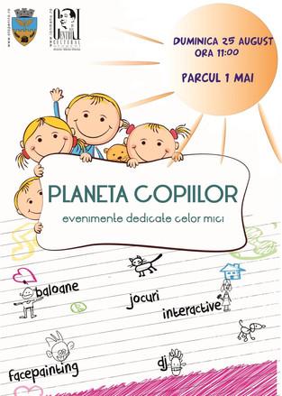 Planeta Copiilor