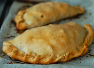 A Cornish pasty recipe