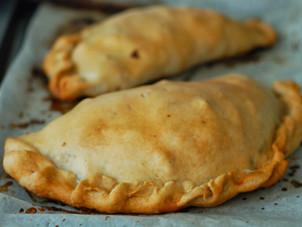 A Cornish pasty recipe