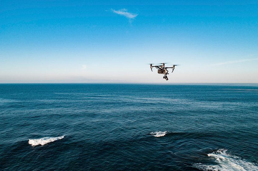 drone corse video photo