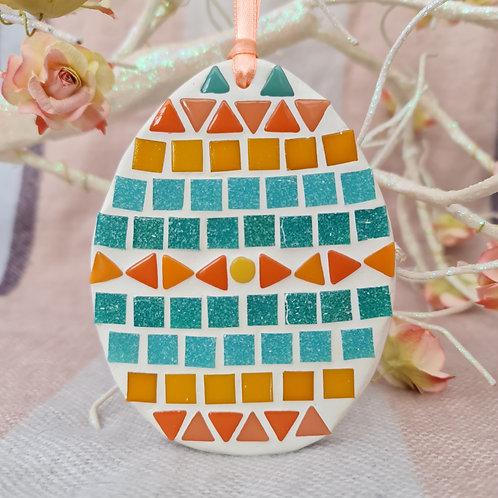 Easter Egg Mosaic Kit