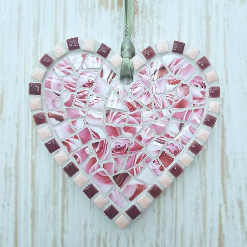 Treasured Heart Mosaic