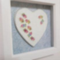 China Petals Mini Roses framed heart.jpg