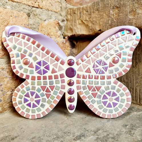Pastel Butterfly Mosaic Kit