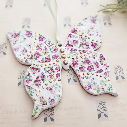Cherished China Butterflies