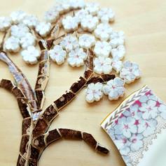 Blossom Tree - work in progress