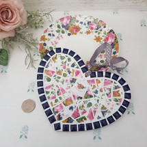 Workshop - make a heart with china