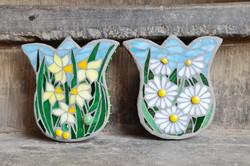 China Petals Daffodils and Daisies