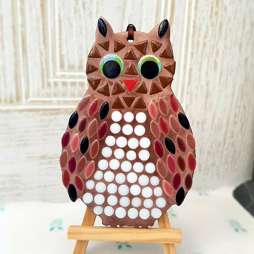 Owl Mosaic Kit
