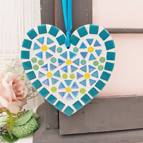 Forget-Me-Not Hanging Heart