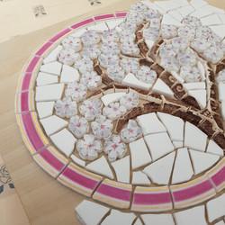 China Petals Blossom Tree