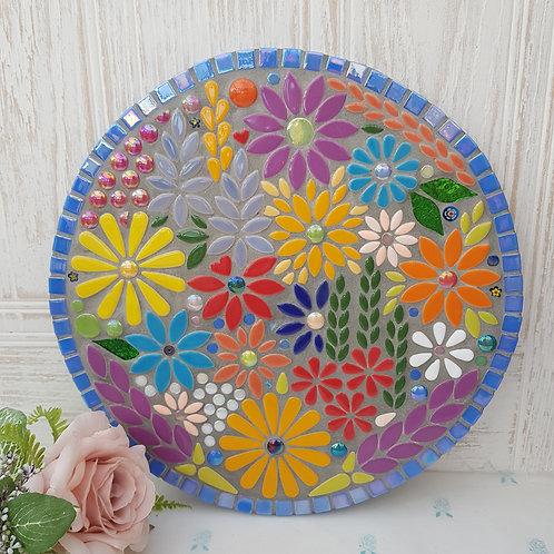 Garden Art Mosaic