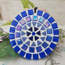 Blue Mandala/Coaster kit