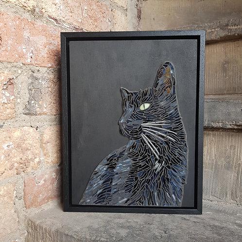 Georgie Pet Portrait Commission for Kate