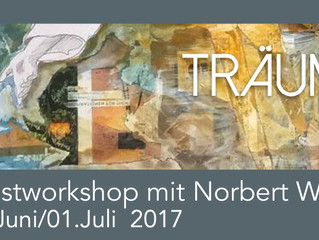 Träume - Kunstworkshop mit Norbert Witte