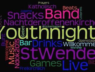 Nacht der offen Kirchen/YouthNight