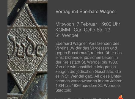Jüdisches Leben in St. Wendel