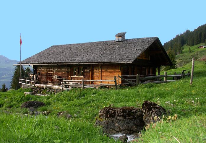 Alphüttli Neuenstift www.berghuetten-mie