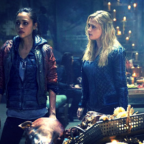 """REVIEW   The 100 - Episode 2.09 - """"Remember Me"""""""
