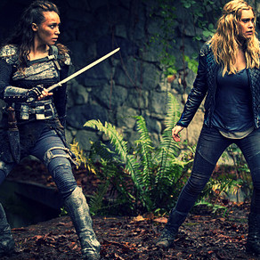 """REVIEW   The 100 - Episode 2.10 - """"Survival Of The Fittest"""""""