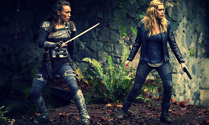 """The 100 - Episode 2.10 - """"Survival Of The Fittest"""" - © The CW 2015"""