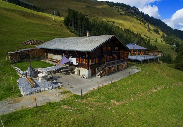 Ritzhütte Aussenansicht www.berghuetten-